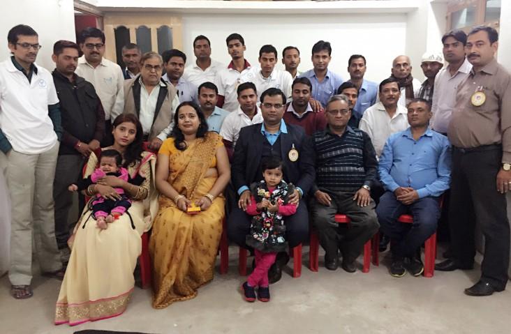 Allergy Asthma Clinic camp team